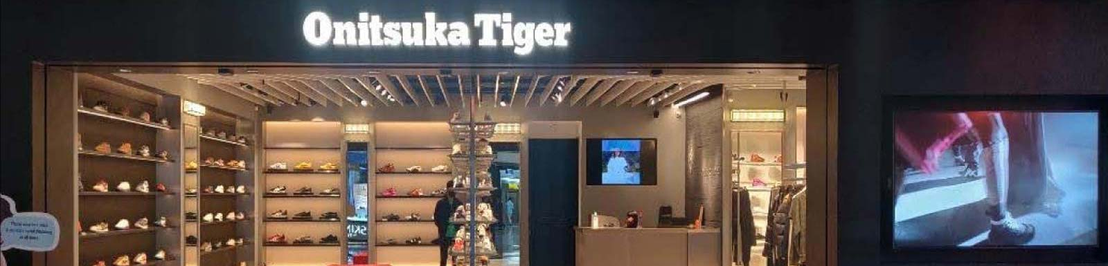 Onitsuka Tigar - Pacific Mall